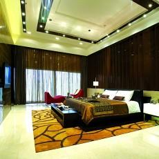 精美142平米四居卧室现代装饰图片