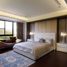 89平方二居卧室现代实景图片大全
