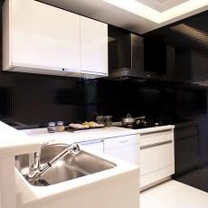 2018精选104平米三居厨房现代效果图片欣赏