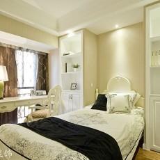 2018二居卧室欧式装修实景图片欣赏