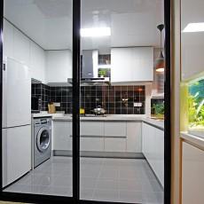 精美二居厨房现代装修图