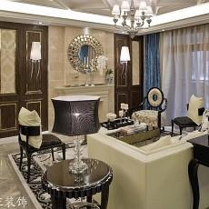 热门小户型客厅欧式欣赏图片