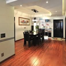 201884平米二居餐厅现代装修图