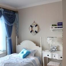 地中海风格卧室装修效果图欣赏设计