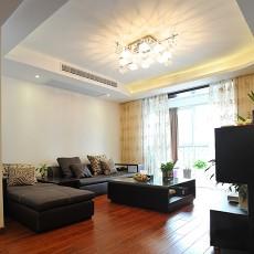 精选面积72平现代二居客厅实景图片欣赏