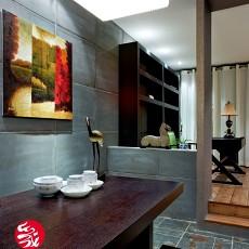 精美78平米中式小户型餐厅装修欣赏图片