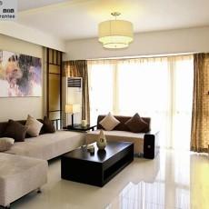 精选面积82平小户型客厅中式装修效果图片大全