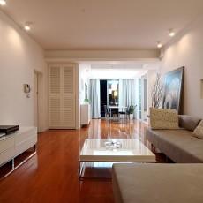 精美面积85平小户型客厅现代欣赏图片