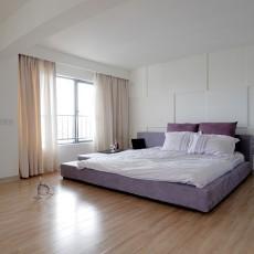 精选130平米现代复式卧室装修实景图片欣赏