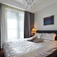 精选88平米现代小户型卧室装修实景图片大全