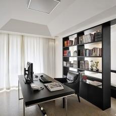 精选73平米现代小户型书房欣赏图