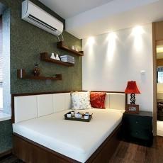 精选101平米三居卧室东南亚装修欣赏图片大全