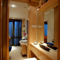 精选84平米二居休闲区东南亚装修设计效果图