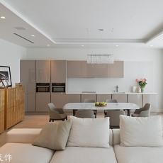 201877平米现代小户型客厅装修效果图