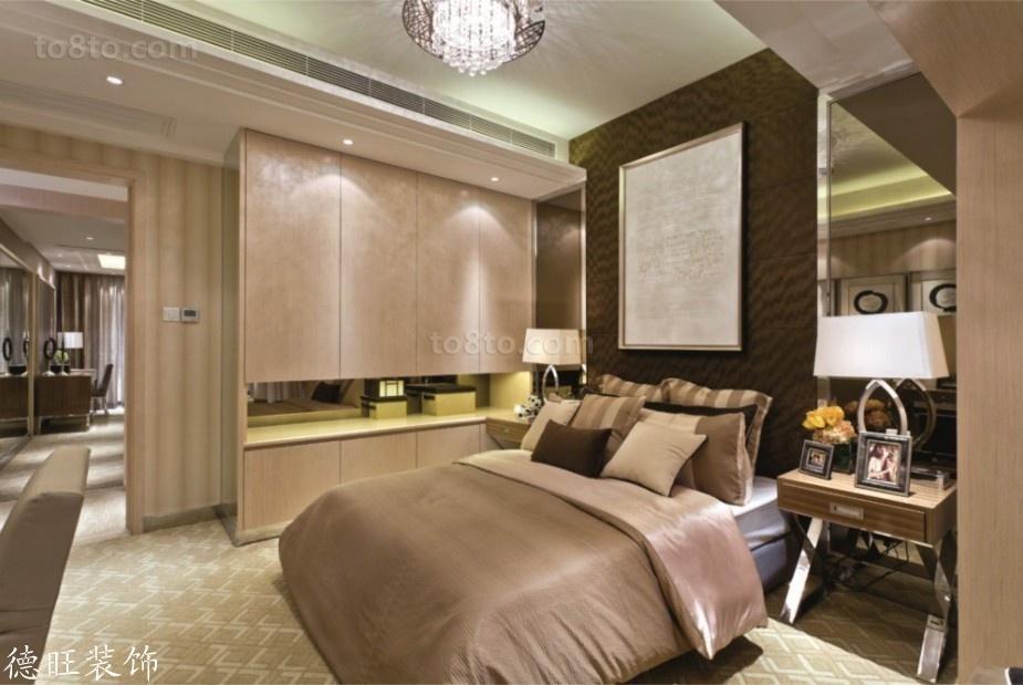 78平米二居卧室简约效果图片欣赏