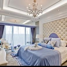 欧式20平米卧室装修效果图