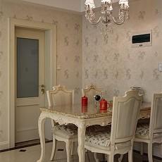 欧式风格小餐厅装修图片