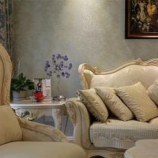 欧式风格室内装修设计效果图片