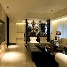 热门70平米二居休闲区现代装修图片欣赏