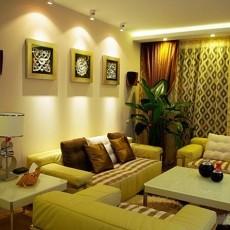 精选面积88平小户型客厅现代装修设计效果图