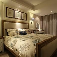 二居卧室欧式装饰图片欣赏