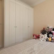 热门80平米二居卧室现代装修欣赏图