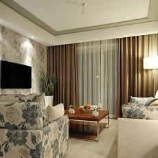 简约风格小客厅装修效果图欣赏