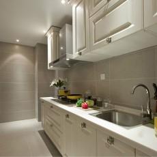热门83平米二居厨房欧式欣赏图片