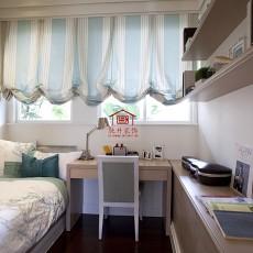 精选87平米二居书房欧式装修设计效果图片欣赏