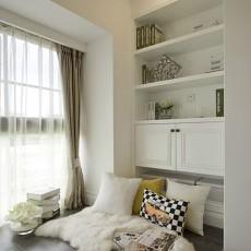 精美欧式二居书房效果图片