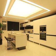 小户型厨房现代装修图片欣赏