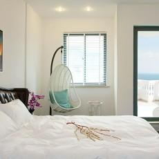 139平米现代别墅卧室装修图
