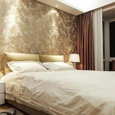 热门现代小户型卧室欣赏图片大全