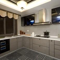 精选三居厨房中式效果图片