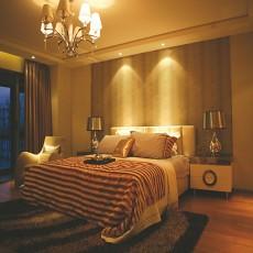 精选81平米二居卧室现代欣赏图