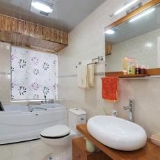精选现代小户型卫生间装修设计效果图片欣赏