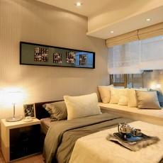 热门二居卧室现代装饰图片