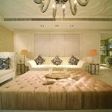 精选98平方三居客厅欧式装修图片大全