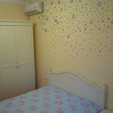 精选欧式小卧室壁纸装修效果图
