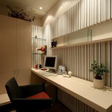 精美小户型书房现代装修图