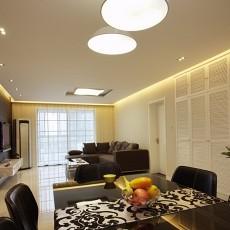 精美现代小户型客厅装修欣赏图片大全