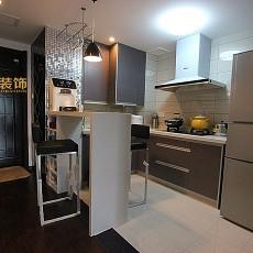 精选现代小户型厨房装修图