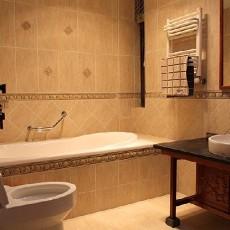 简中式卫浴装修效果图
