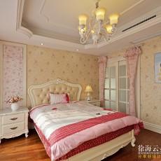 温馨欧式风格卧室装修效果图片