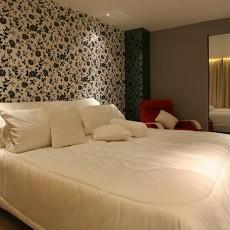 精选面积90平现代二居卧室实景图片欣赏