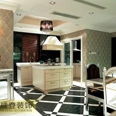 精美小户型厨房欧式装饰图片大全