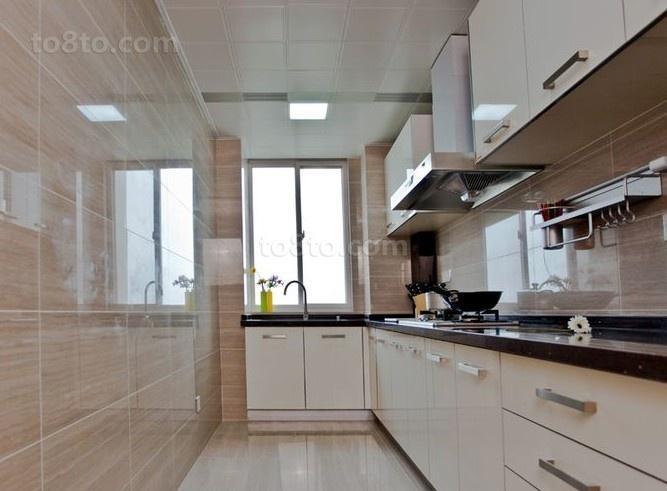 精选74平米二居厨房中式装修图片欣赏