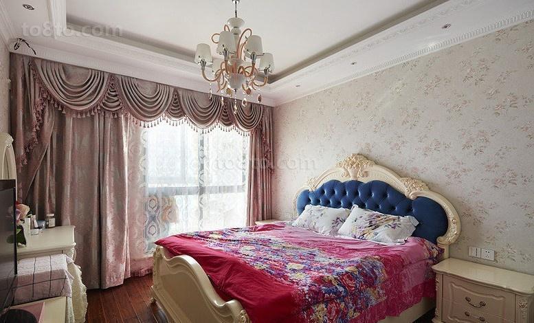 精选欧式小户型卧室实景图片欣赏