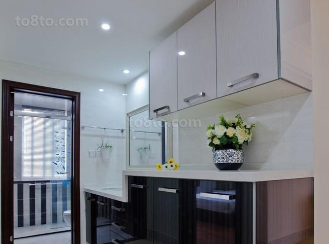 精美小户型厨房中式实景图片大全