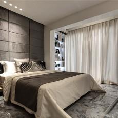 热门大小76平现代二居卧室实景图片